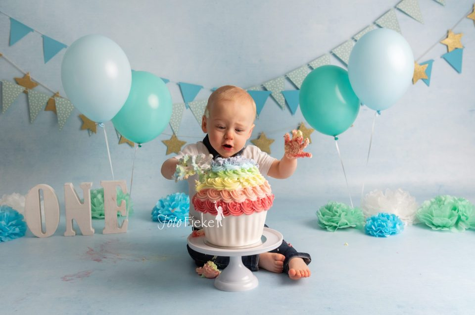 Cake Smash Fotoshoot SAM